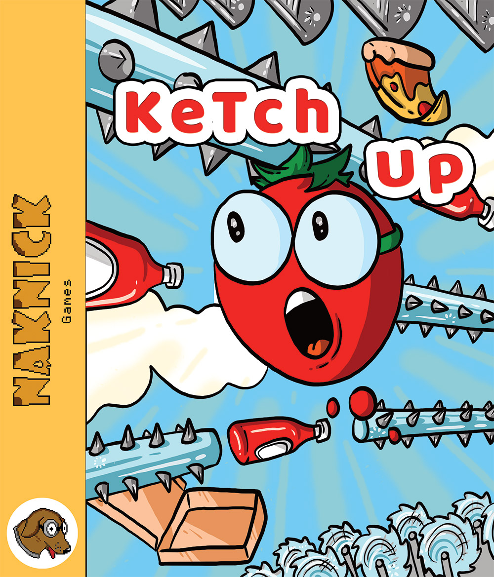 Humpty Rush HTML5 game - box-art
